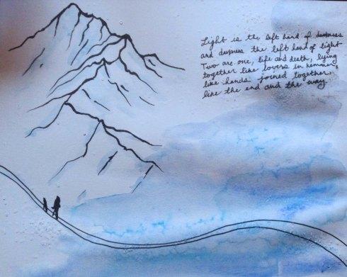 Original artwork, Naomi Wright.